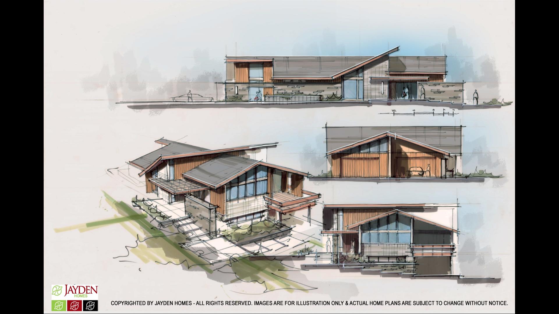 New Grandview Mid Century Concept Design Jayden Homes