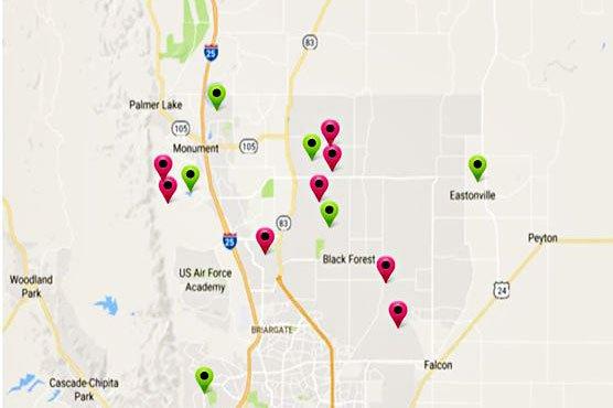 Jayden Homes Can Build Your Semi-Custom Home Anywhere in El Paso, Elbert, or Douglas Counties!