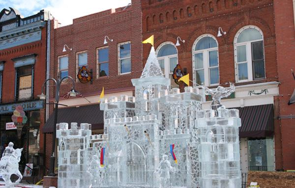 2017 Cripple Creek Ice Festival
