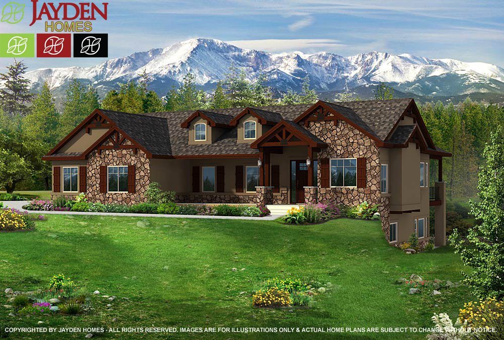 Houses for rent in colorado springs house plan 2017 for Mountain home designs colorado