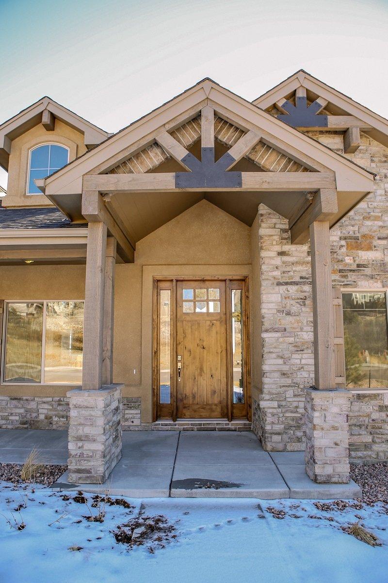 Colorado springs home builders custom homes colorado springs for Eagle nest home designs